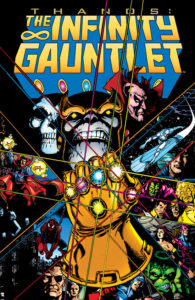 Marvel Event - The Infinity Gauntlet