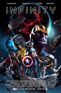 Infinity Promo Poster