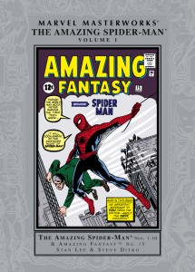 Marvel Masterworks Amazing Spider-Man, Vol. 1