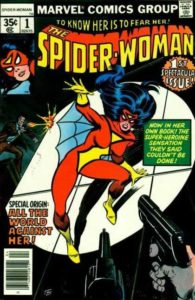 Spider-Woman, Vol. #1