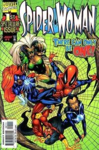 Spider-Woman, Vol. 3 #1