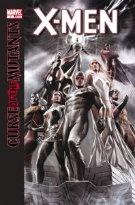 X-Men, Vol. 3 (2010) #1 - Curse of the Mutants