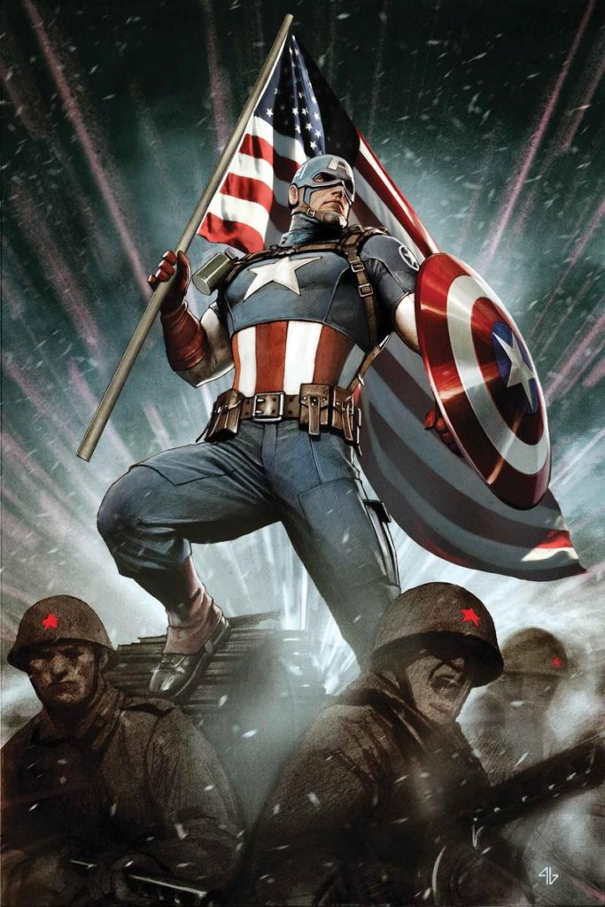 Image result for captain america 2009: Time Traveller