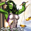 Collecting She-Hulk as Graphic Novels