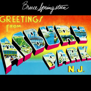 From The Beginning Bruce Springsteen Greetings From