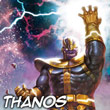 Collecting Thanos as Graphic Novels